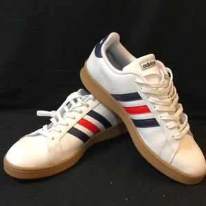 NWOT adidas Mens Grand Court Sneaker